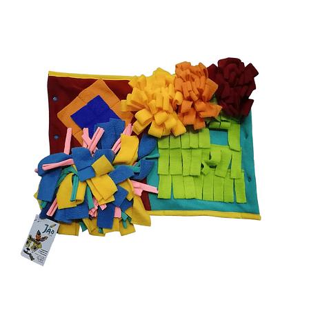 Jao Toys Alfombra olfativa jardín