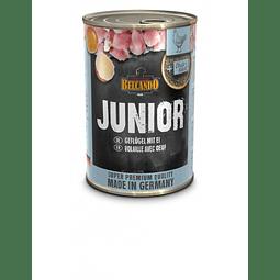 Belcando lata Junior ave y huevo 400 gr