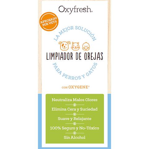 Oxyfresh limpiador de orejas