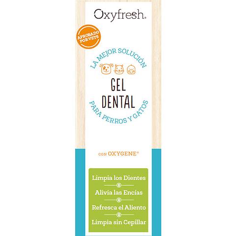 Oxyfresh pasta dental