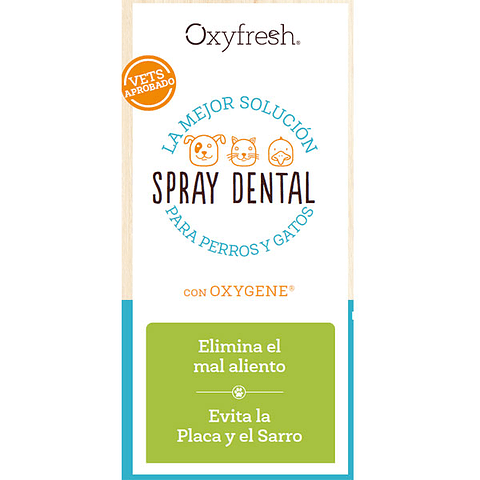 Oxyfresh dental spray