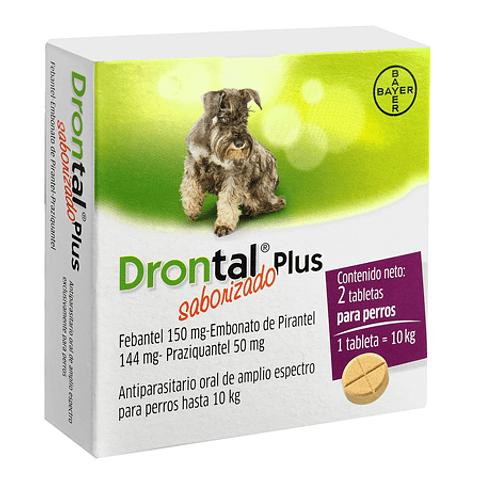 drontal perro 10 k