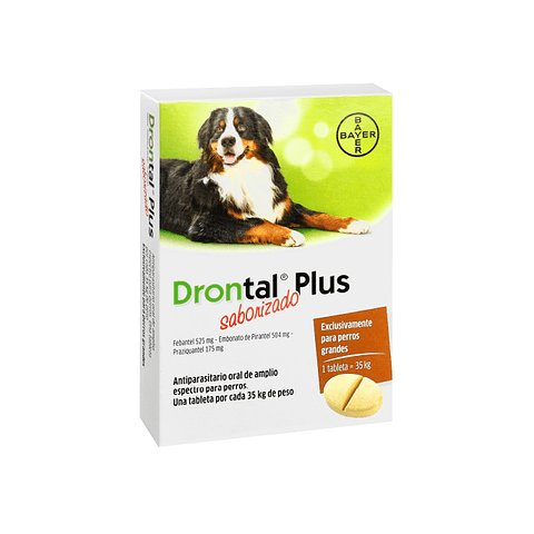 drontal perro 35k