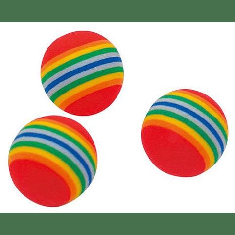 pelota espuma