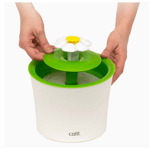 Catit flower fountain 3 litros