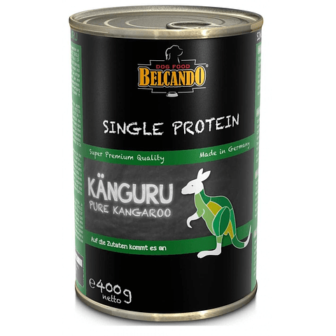 Belcando lata proteina de canguro