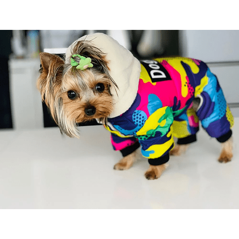 Impermeable Dog baby