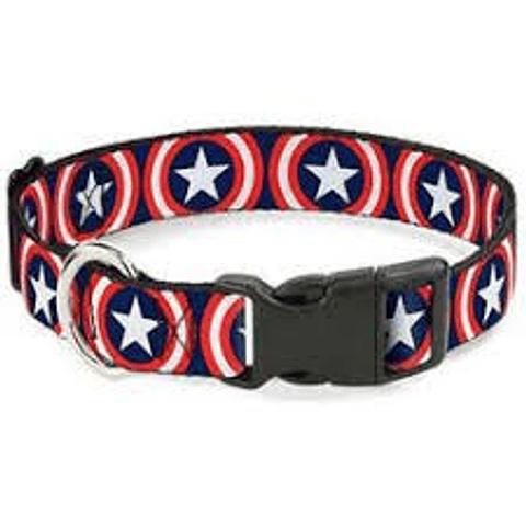 Collar Capitan America