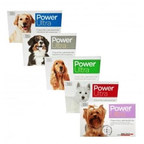 Pipeta Power perros