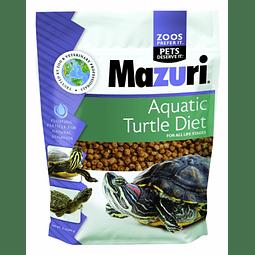Mazuri tortuga acuatica