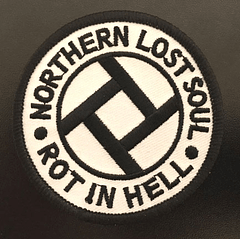 Northern Lost Soul Embroidered Patch
