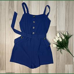 Enterito Azul con cinturon