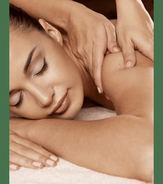 Masaje de Relajación (30 min.) + Rosa de regalo