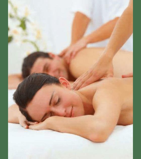 Masaje de Relajación para dos personas