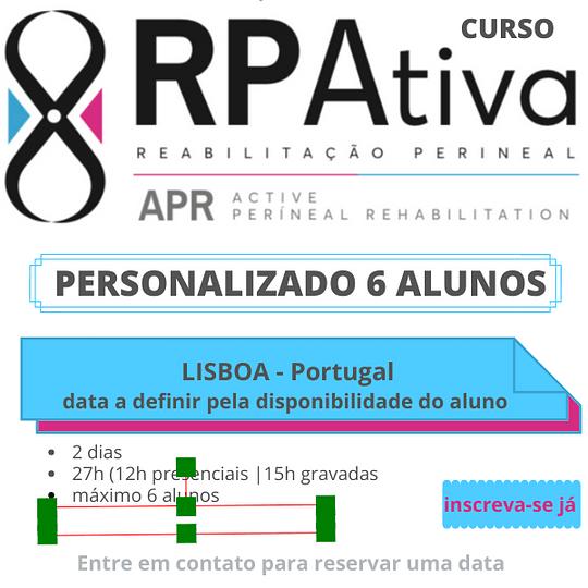 curso RPA - 6 alunos