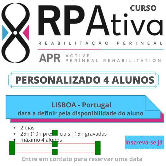 curso RPA - 4 alunos