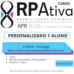 curso RPA - 1 aluno