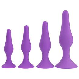 Dilatadores vaginais cônicos