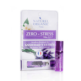 Roller SOS  Zero Stress 4 ml Naturel Organic