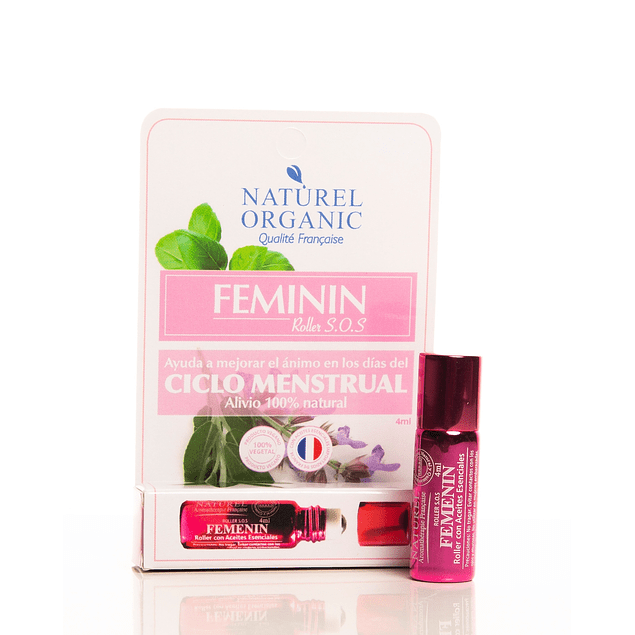 Roller SOS Femenin 4 ml Naturel Organic