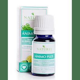 Sinergia Aromaterapia Animo Plus 10 ml Naturel Organic
