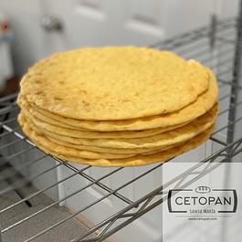 Masa Pizza Cetogenica 30 cm Cetopan