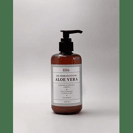 Gel Dermico Aloe Vera hidratante 250ml Del Alba