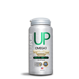 Up Omega 3 60 cápsulas  Newscience