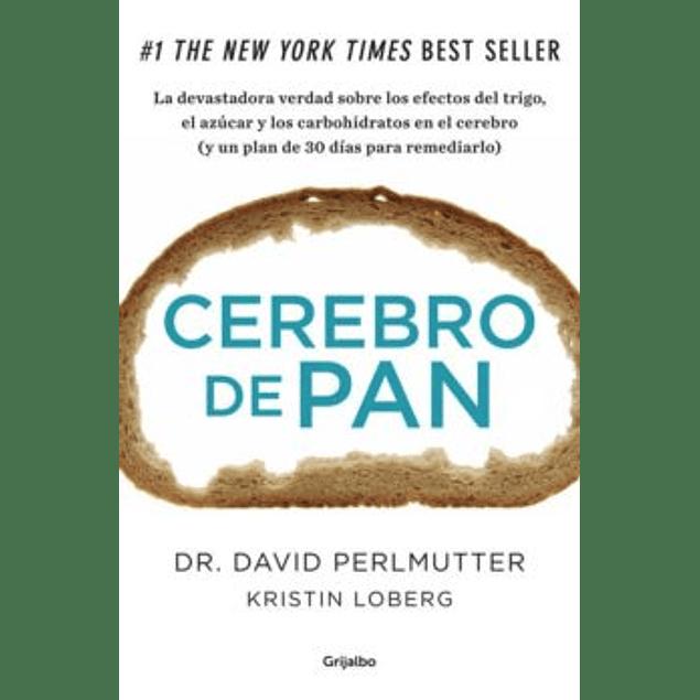 Cerebro de Pan de Dr. David Perlmutter