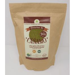 Proteina de cañamo en polvo organica 1kg Nutranabis