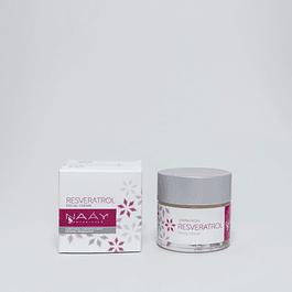 Crema Facial Resveratrol 50ml NAAY