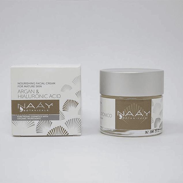 Crema Facial Acido Hialuronico 50ml NAAY