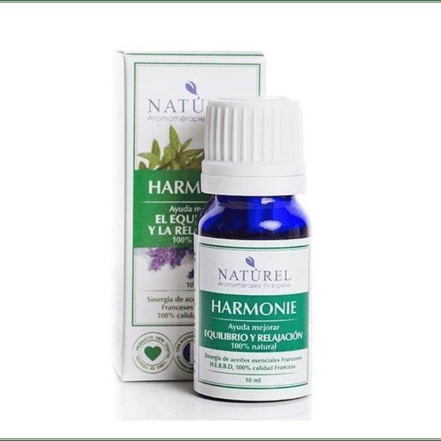 Sinergia Aromaterapia Harmonie 10ml Naturel Organic