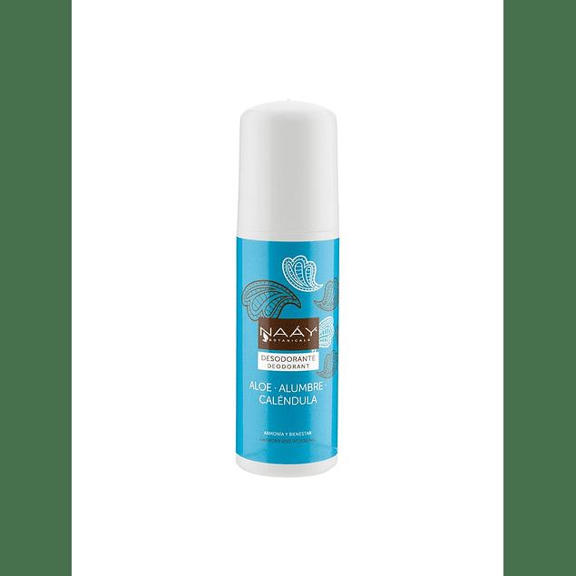 Desodorante de Alumbre 75ml NAAY