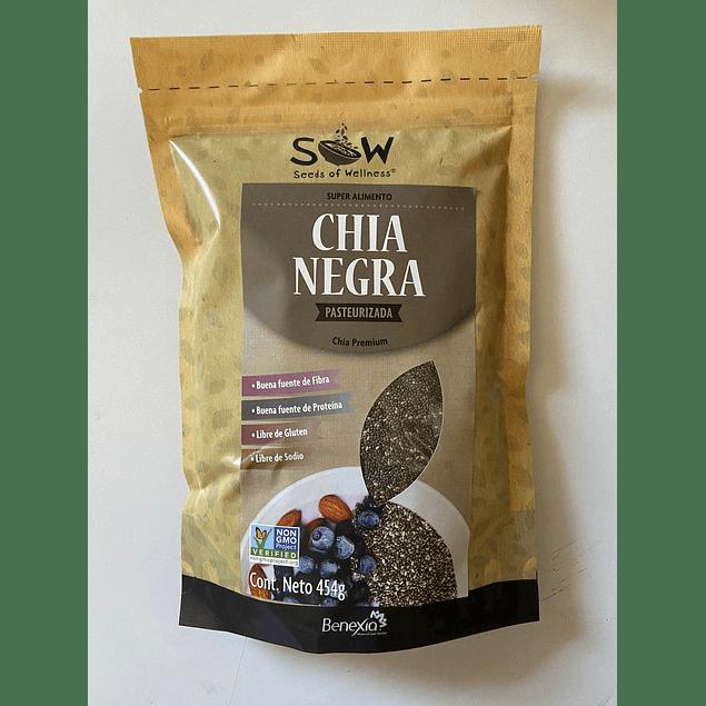 Chia Negra 454g Sow