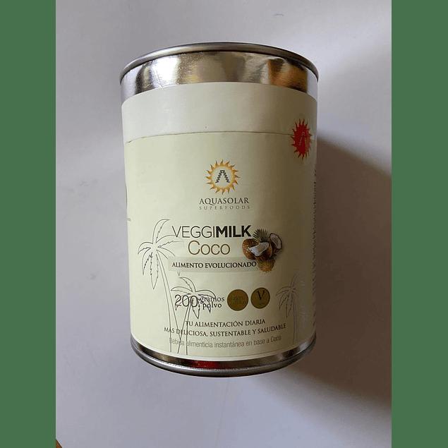 Veggimilk Coco 200g Aquasolar
