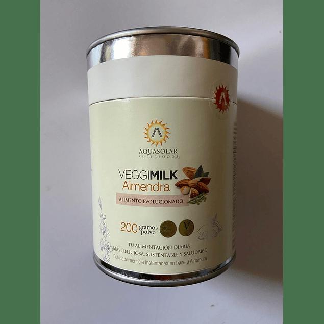 Veggimilk Almendra 200g Aquasolar