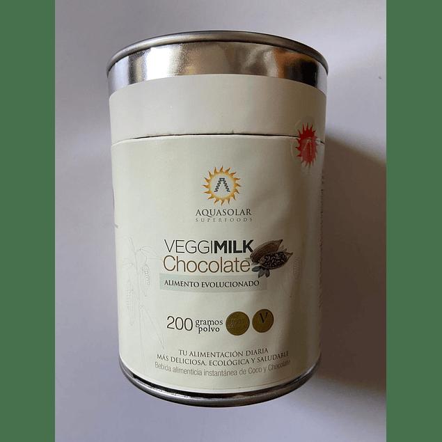 Veggimilk Chocolate 200g Aquasolar