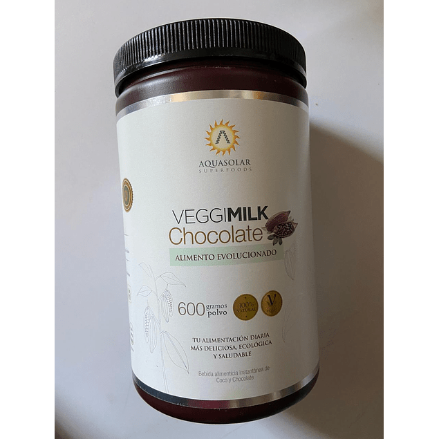 Veggimilk Chocolate 600g Aquasolar