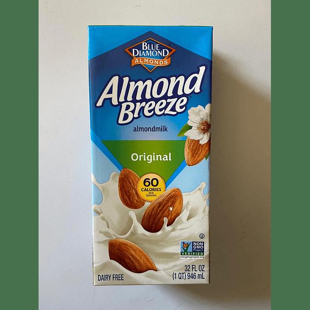 Leche de Almendra 946ml Almond Breeze