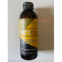 Aceite MCT 443ml Keto Science