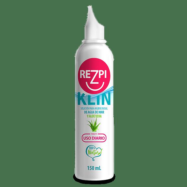 Solucion para higiene nasal 150ml RezpiKlin