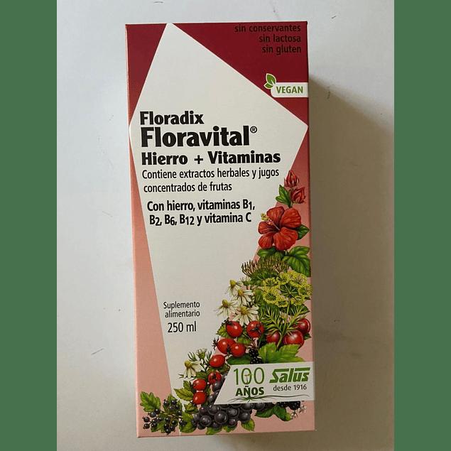 Floravital 250ml Floradix