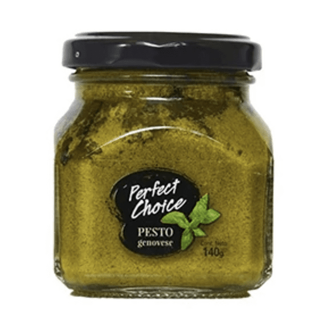 Pesto Genovese 140g Perfect Choice