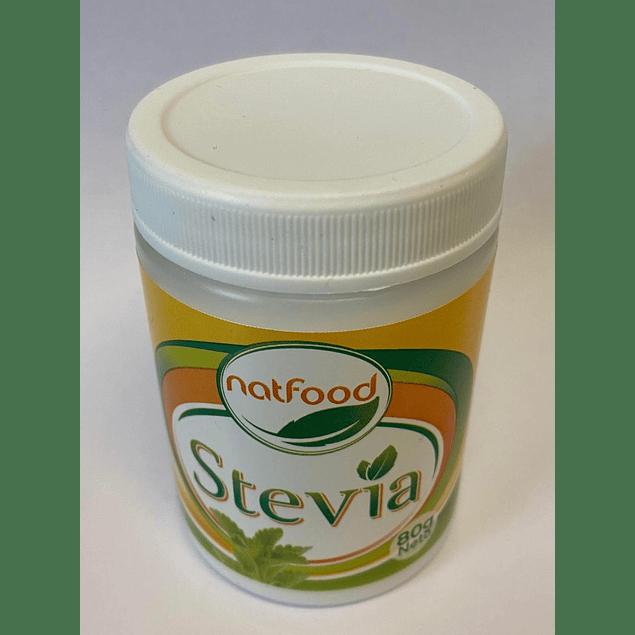 Stevia polvo 80g Natfood