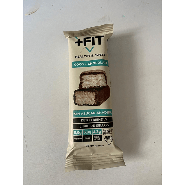 Wild Fit Coco y Chocolate 35g Wild Foods