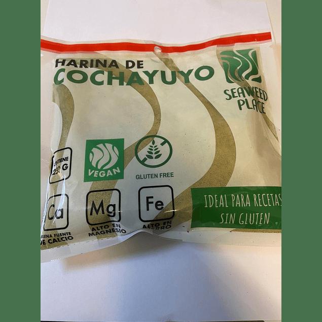 Harina de Cochayuyo libre de gluten 250g  Seaweed