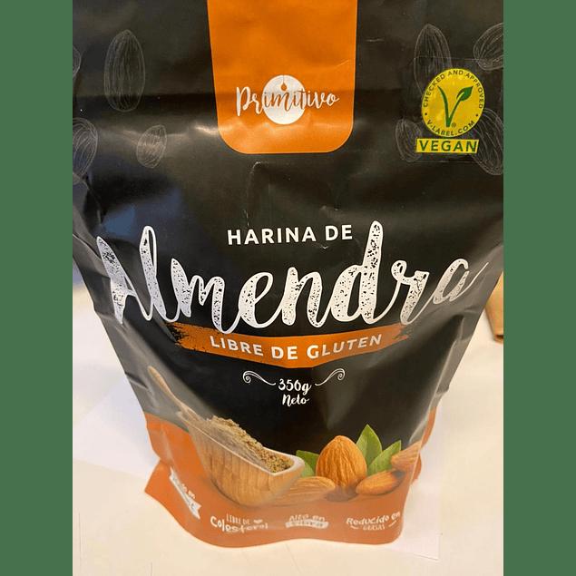 Harina de Almendra 350g Primitivo