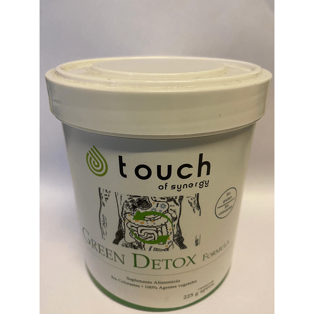 Green Detox 225g Touch of Synergy