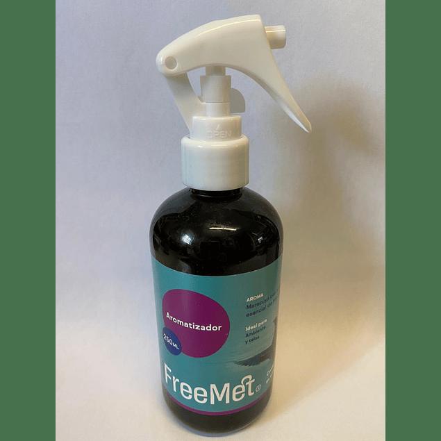 Aromatizador Maracuya y Hierbas 250ml Freemet